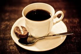 Photo of a cup of coffee.