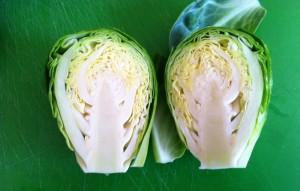 Sprouts half