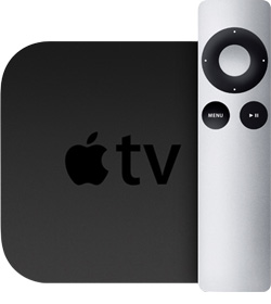 Apple TV and Control
