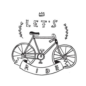 Let's Ride Tattly