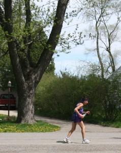 78 Year Old Marathon Runner