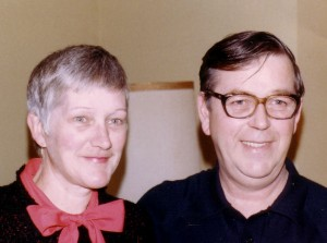 Grandma Dee and Papa