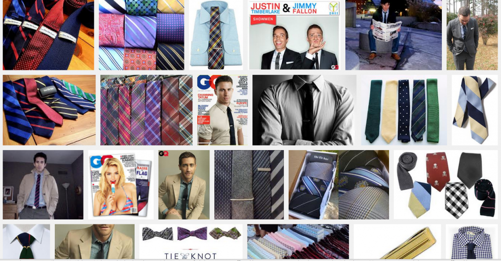 The Tie Bar on Google