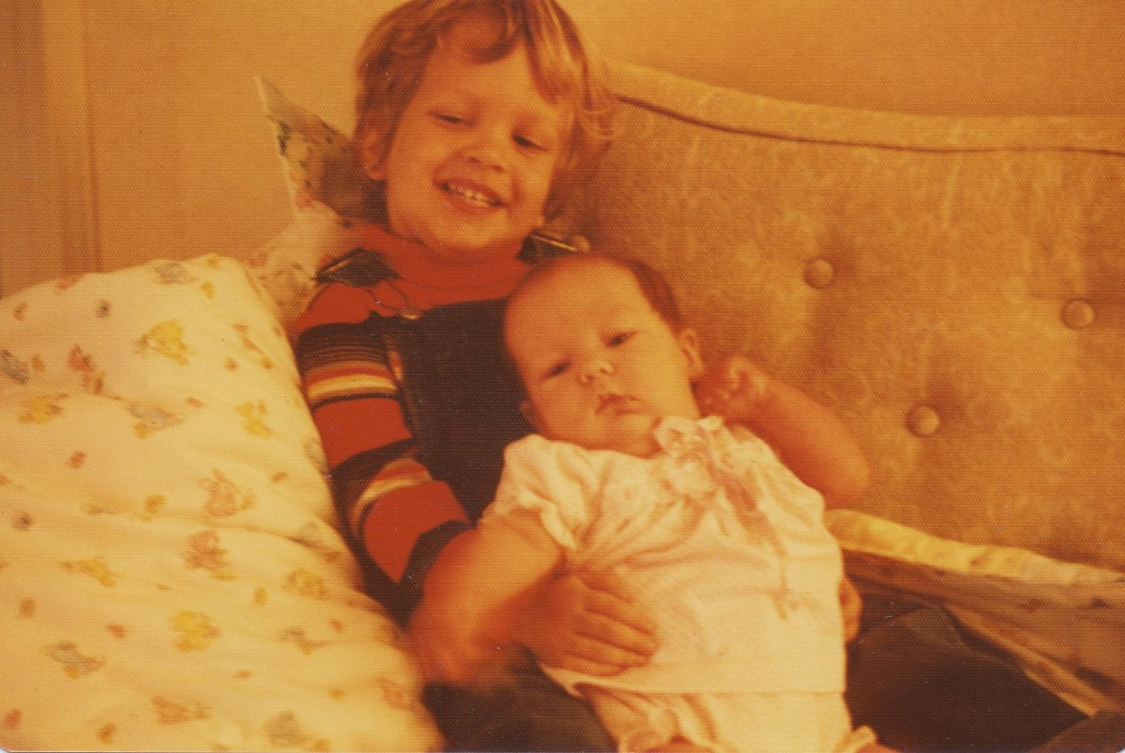 An Original of David and I.