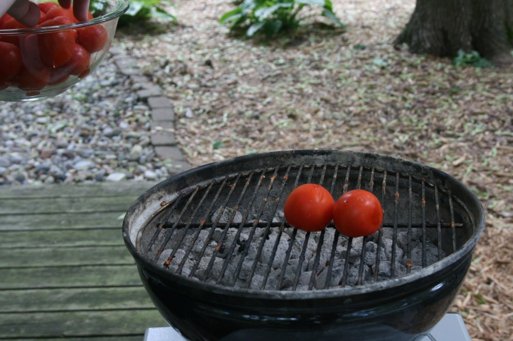 Just Put The Tomatoes On.