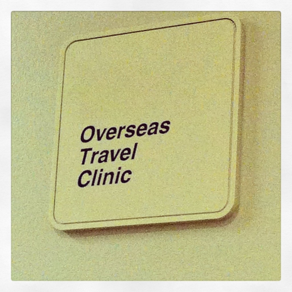 A Clinic Inside The Gastro Office.